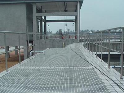 钢厂钢格栅板