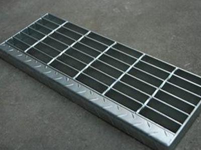 T3踏步镀锌钢格板